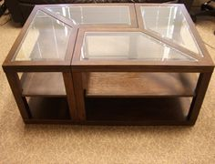 Build A Modular Coffee Table