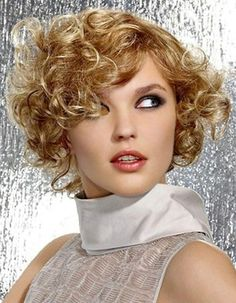 Excellent 1000 Images About Curly Hairstyles On Pinterest Curly Short Hairstyles For Women Draintrainus