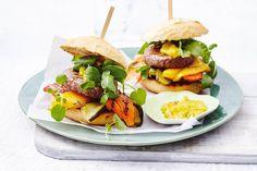 19 november - Runderhamburgers in de bonus - Wij houden zooo van lunchburgers! - recept - Allerhande