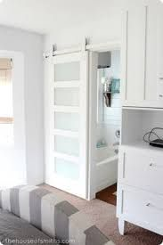 Image result for interior doors with privacy glass