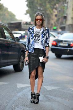 Brazilian blogger Helena Bordon.  #fashion #beauty #brazilianness www.brazilianness.com