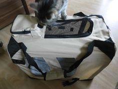 sunshine's kleine Welt : Transportbox für kleine Hunde oder Katzen