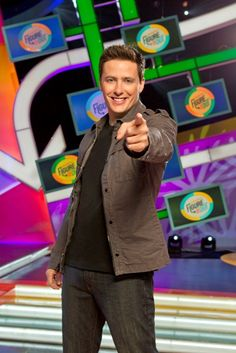 """My interview with """"Figure It Out"""" host Jeff Sutphen: what makes a good game-show host and which game show he'd love to bring back."""