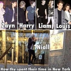 I'm always here Niall!