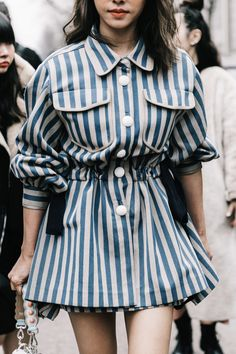 Obsessed with stripes right now.