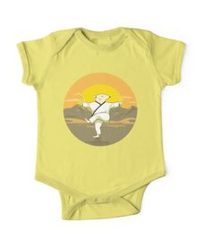 Tai Chi Mouse One Piece - Short Sleeve