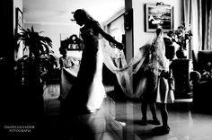 Reportaje fotográfico en la parroquia de San Lorenzo y en el Club Zaudin. Sevilla. - Fotografía. Daniel Salvador-Almeida