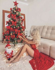 Christmas Couple, Pink Christmas, A Christmas Story, Christmas Pictures, Merry Christmas, Christmas Pajamas, Christmas Stockings, Christmas Gifts, Christmas Decorations