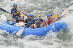 Costa Rica - Whitewater Rafting on the Sarapiqui River