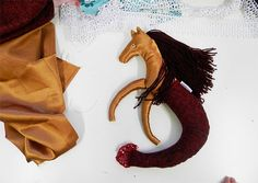 sea horse toy / BřichopasToys