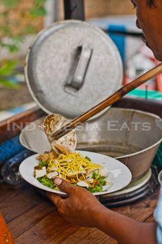 Best street meal ever : Tahu Campur