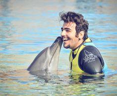 Repost ignazioboschetto  #dubai #delphin #blade