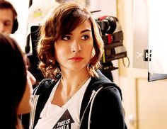Allison Scagliotti - Claudia from Warehouse 13