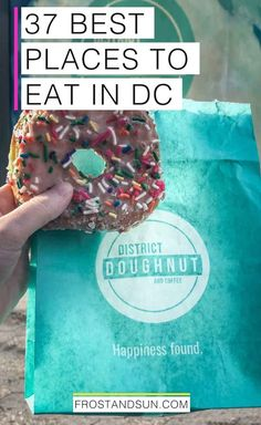 Washington, DC is a foodie paradise. From bottomless brunch spots to sticky sweets, here are the best places to eat in DC. Viaje A Washington Dc, Washington Dc Travel Guide, Washington Things To Do, Washington Dc With Kids, Georgetown Washington Dc, Washington Dc Vacation, Washington Dc Area, Visit Washington Dc, Washington Dc Restaurants