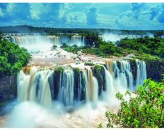 Puzzle Ravensburger Cataratas de Iguazú, Brasil de 2000 Piezas