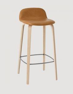 Visu - Modern Scandinavian Design Bar Stool by Muuto - http://directory.restaurantandbardesign.com/products-suppliers/Muuto