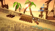 The Get Up 1.0.2   You are in ancient Egypt where you are the god who ensures the biggest pyramid ever gets build through the might of physics and some help of those lazy humans. Grab your slaves, roll those wood and push some stones. But keep your slaves from getting stoned! How high can you get? #videogames #pcgames