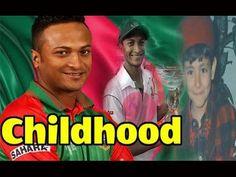 Shakib Al Hasan Childhood Photos And Images - Sports Gallery 4U