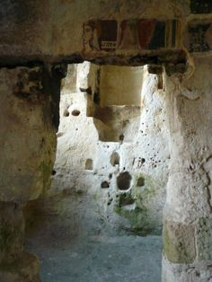 chiesa rupestre Matera