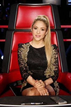 The Voice Top 10 (28/04/2014) #shakirabrasil #shakira #thevoice