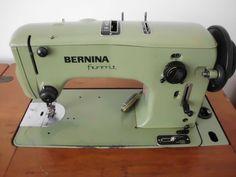 Bernina 540 Favorit in a cabinet