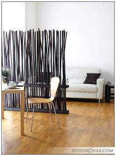 Как разделить комнату на две зоны? 30 потрясающе красивых идей |  #дизайн #зонирование #интерьер Не пропустите