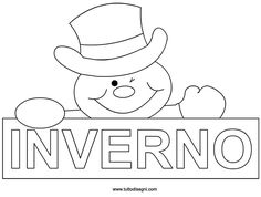 inverno-addobbo-scuola Spells For Beginners, Winter Christmas, Fall Winter, Kirigami, Pinterest Blog, Big Shot, Wordpress Theme, Snowman, Applique