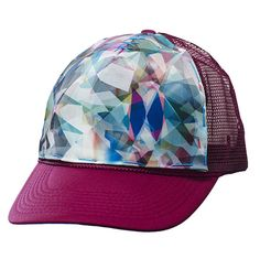 the JTR Mar H Blue T Women's Hand Stitched Trucker Hat...super cute!!!