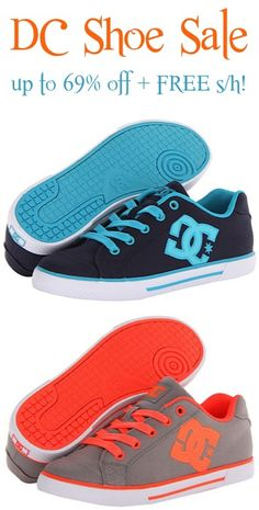 online retailer 5f487 ba5a9 DC Shoes Sale  up to 69% off + FREE shipping!  shoes