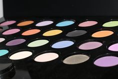 #slaproducts #colors #monoeyeshadow  You can create  your own eye shadow palette