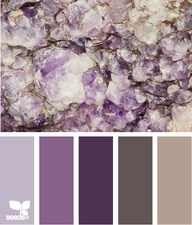 Grey / purple