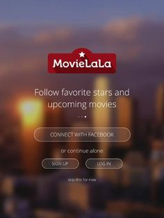 It is evident from Appsread members that the summer blockbuster season would soon arrive. The global users could track all the giant lizards and favorite heroes before they hit the silver screen with the latest MovieLaLa app for iPad. This latest MovieLaLa app features a personalized feed of your crazy Hollywood actors, movies and directors.