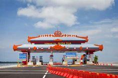 The Nusa Dua Toll Gate Bali