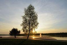 Reurbanización Orilla del Lago Paprocany,© Tomasz Zakrzewski