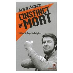 Just a cool book cover L'instinct de mort by. Cool Books, My Books, Best Book Covers, Number One, Reading, Mobsters, Gangsters, Legends, Livres