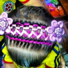 Trenzas cintas y Foamy Split End Treatment, Split Ends, Hair Styles, Beauty, Home, Girls Hairdos, Plaits Hairstyles, Braided Hairstyles, Child Hairstyles