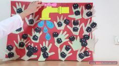 Ellerimizdeki Mikroplar - Önce Okul Öncesi Ekibi Forum Sitesi - Biz Bu İşi Biliyoruz