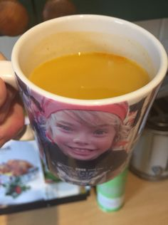 Homemade Cup of Soup
