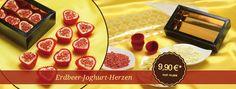 Für die Naschkatzen unter euch unsere Erdbeer-Joghurt-Herzen zum selber machen. Habt ihr das Pralinen-Set schon ausprobiert und könnt uns von euren Erfahrungen berichten??  #Schokolade #Herzen #Schokolade #Pralinen  https://www.pati-versand.de/alle-artikel/set-angebote/erdbeer-joghurt-herzen
