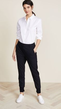 114 chic and casual business attire ideas for women -page 31 Androgynous Fashion, Tomboy Fashion, Look Fashion, Fashion Outfits, Daily Fashion, Fashion Ideas, Fashion Quotes, 80s Fashion, Fashion Women