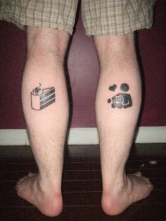 Gamer Tattoo/Portal
