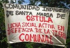OSTULA CON ARANTEPACUA: Nos duele porque conocemos la corrupción criminal del gobierno