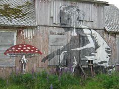 dolk, Lofoten