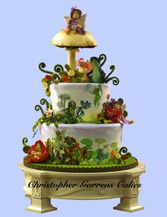 Christopher Garrens Orange County Wedding Cakes at Christopher Garrens Let Them Eat Cake Costa Mesa / Newport Beach California Los Angeles San Diego Pastry Special Occasion Cake Party Cake .