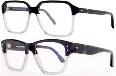 Designer Eyeglasses for Men - Legacy by Claire Goldsmith Glasses - Esquire