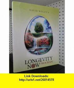 David Wolfes Longevity Now Program David Wolfe ,   ,  , ASIN: B0052FWKJW , tutorials , pdf , ebook , torrent , downloads , rapidshare , filesonic , hotfile , megaupload , fileserve