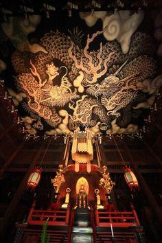 Kennin Temple, Kyoto, Japan