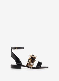 From embellished flats to slides and block heels, here are 21 stylish sandals that will work hard to keep you looking sharp in the boardroom Slingback Mules, Portugal, Stylish Sandals, Ankle Straps, Shoes Sandals, High Heels, Footwear, How To Wear, United Kingdom