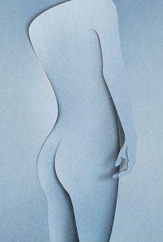 Naked by Eiko Ojala, via Behance