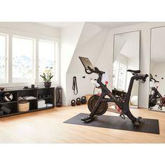Home Gym Basement, Diy Home Gym, Gym Room At Home, Home Gym Decor, Basement Workout Room, Dream Home Gym, Workout Room Home, Workout Rooms, Workout Room Decor